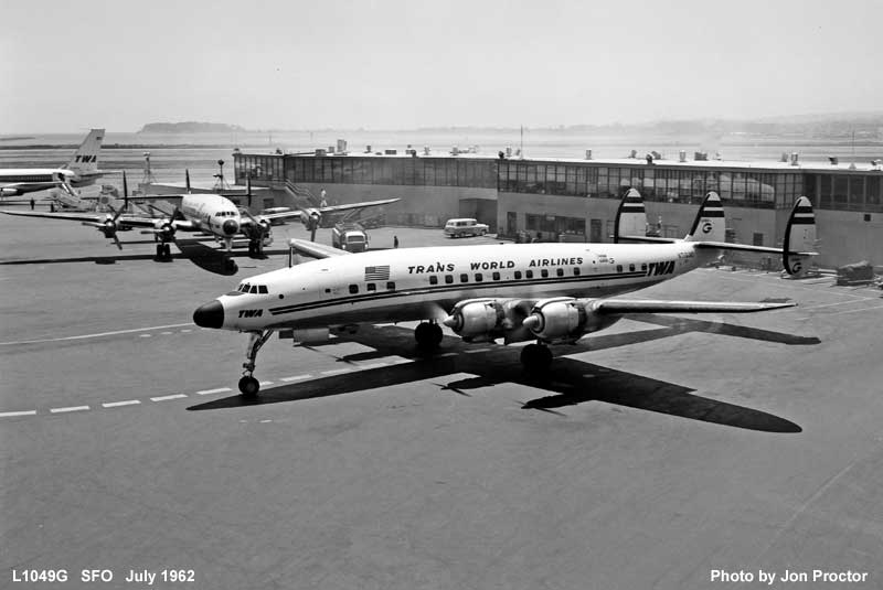 1957 U2013 L1649A Starliner Carried 9,600 Gallons Of Fuel With A Max Takeoff  Weight Of 156,000 Pounds. Initial Deliveries Were Made In 1957, A Year  After The ...