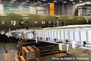 Lufthansa Starliner Restoration